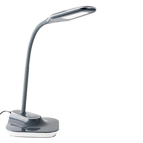 OttLite Flexible Clip LED Desk Lamp