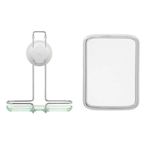 OXO Good Grips Chrome Fogless Mirror