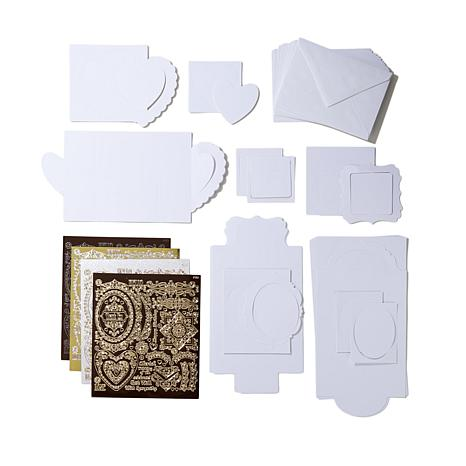 Paper Wishes Die-Cut Cards & Dazzles™