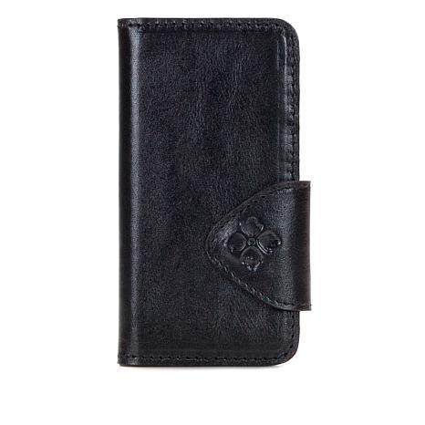 Patricia Nash Allesandria iPhone 8 Leather Phone Case