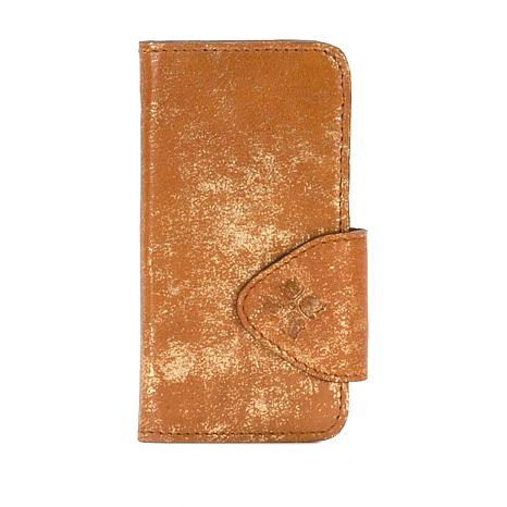 Patricia Nash Distressed Leather Vara iPhone 7 Case