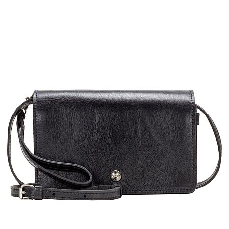 Patricia Nash Francia Leather Crossbody Organizer