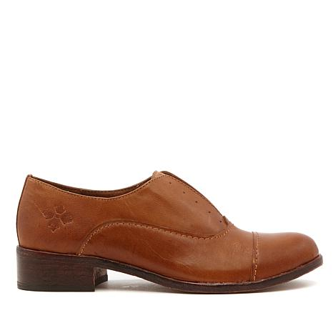Patricia Nash Giovanna Leather Slip-On Oxford