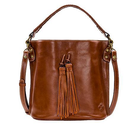 Patricia Nash Octavia Leather Bucket Tote