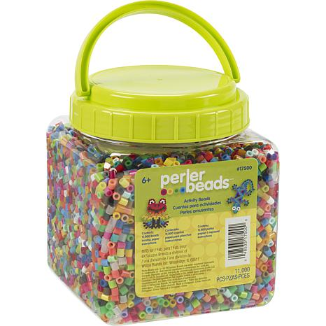 Perler Fuse Bead Jar - Multi-mix