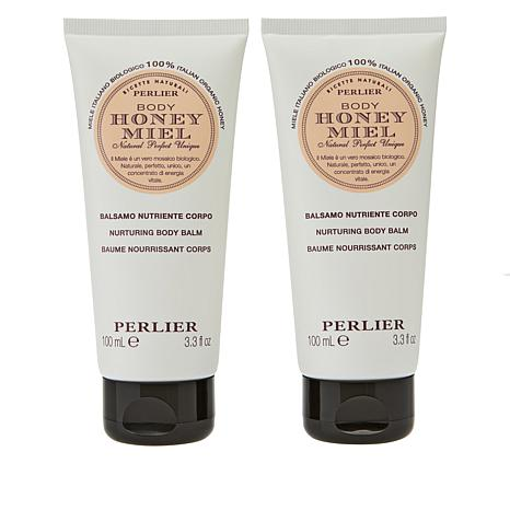 Perlier 2-pack Honey Body Balm