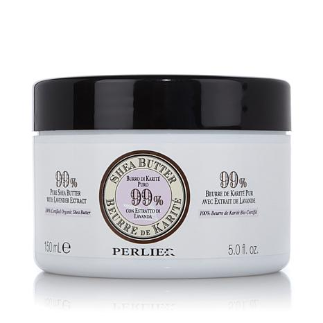 Perlier 99% Shea Butter with Lavender Extract