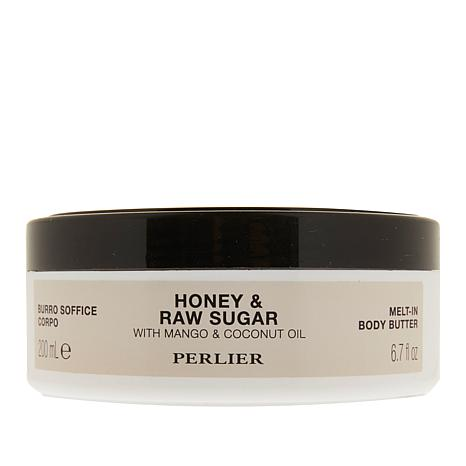 Perlier Honey Raw Sugar Body Melt