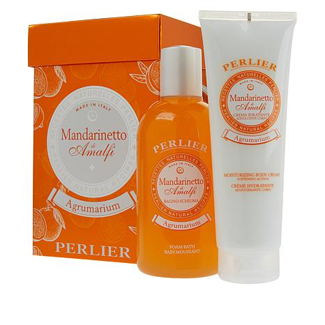 Perlier Manarinetto 2-piece Bath and Body Set