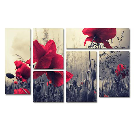 Philippe Sainte-Laudy 'Red For Love' Art Collection