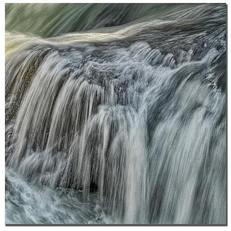 "Philippe Sainte-Laudy ""Waterfall in D"" Print"