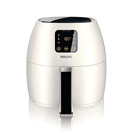Philips Avance Airfryer XL with MealEasy & Recipes