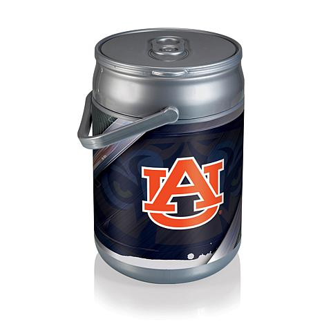 Picnic Time Can Cooler - Auburn University (Logo)