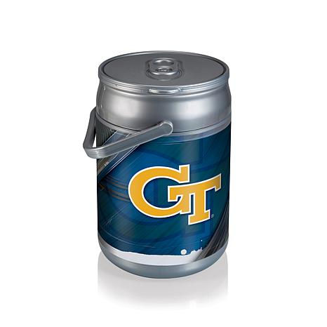 Picnic Time Can Cooler - Georgia Tech' (Logo)