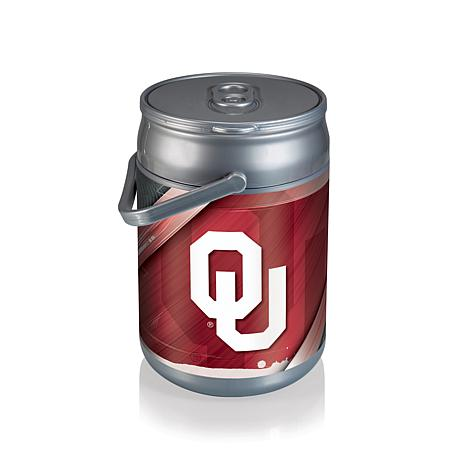 Picnic Time Can Cooler - University of Oklahoma (Logo)