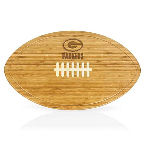 Picnic Time Kickoff Cutting Board - Green Bay Packers