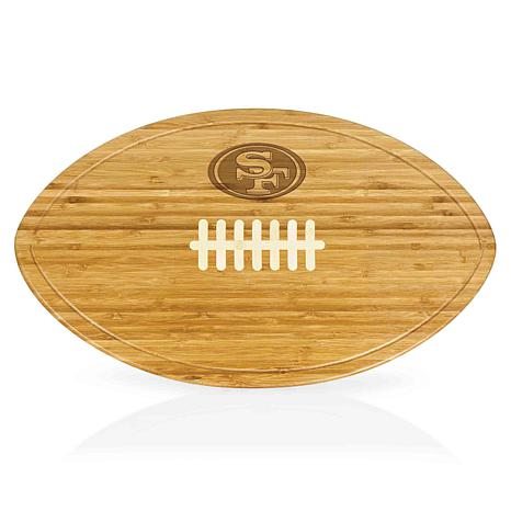 Picnic Time Kickoff Cutting Board - San Francisco 49ers