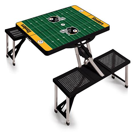 Picnic Time Picnic Table Sport - Pittsburgh Steelers