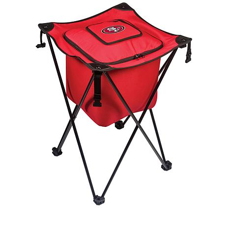 Picnic Time Sidekick Foldable Cooler - SF. 49ers