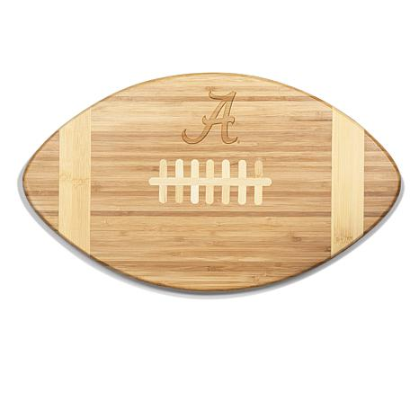 "Picnic Time ""Touchdown!"" Cutting Board - U of Alabama"