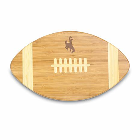 Picnic Time Touchdown! Cutting Board/U of Wyoming