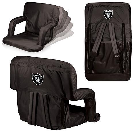 ... Picnic Time Ventura Folding Chair - Oakland Raiders  sc 1 st  HSN.com & Picnic Time Ventura Folding Stadium Chair - Oakland Raiders ... islam-shia.org