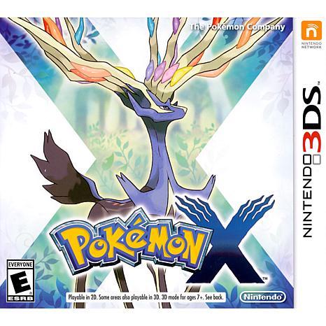Pokemon X - Nintendo 3DS