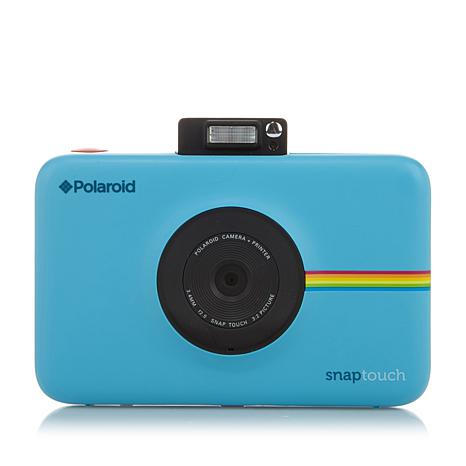 Polaroid Snap Touch Instant Camera and Photo Printer with Paper ...