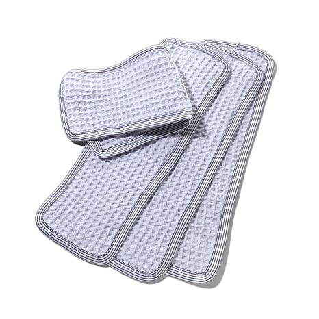 Polti Vaporetto Handy Cloth Pads - 4-pack