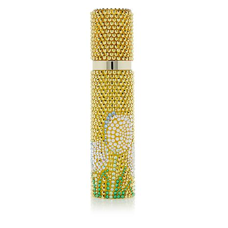 PRAI 24K Gold Caviar Wrinkle Serum 1.7 fl. oz. in Flowered Pump
