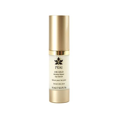 PRAI 24K Gold Wrinkle Eye Serum .5 oz.
