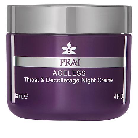 PRAI Ageless Throat & Decolletage Night Creme - 4 fl. oz.