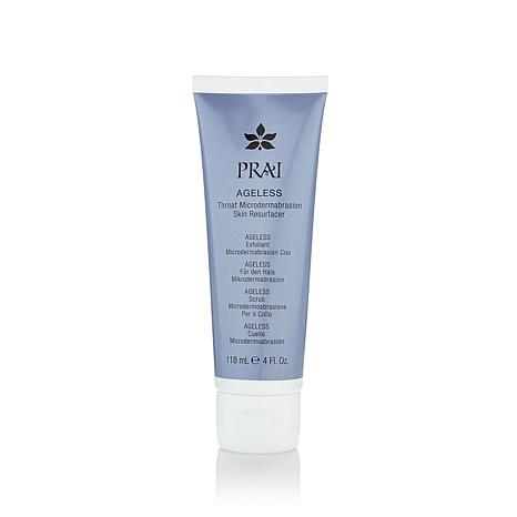PRAI Ageless Throat Microdermabrasion Skin Resurfacer