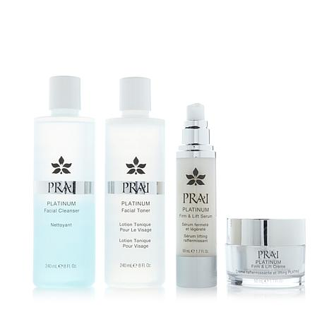 PRAI Platinum Regimen 4-piece Collection