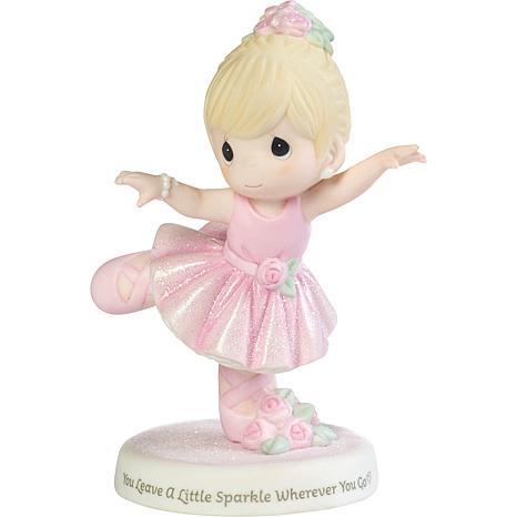 Precious Moments You Leave A Little Sparkle Wherever You Go Ballerina