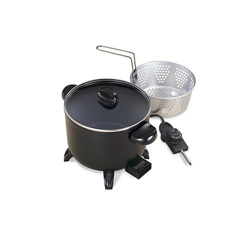 Presto Kitchen Kettle 5-quart Multi-Cooker and Steamer