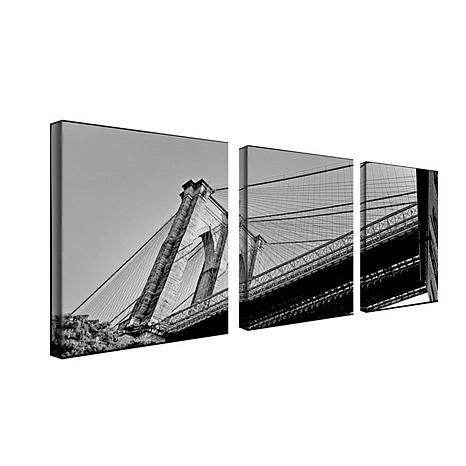 Preston'Brooklyn Bridge II' Multi-Panel Art Collection