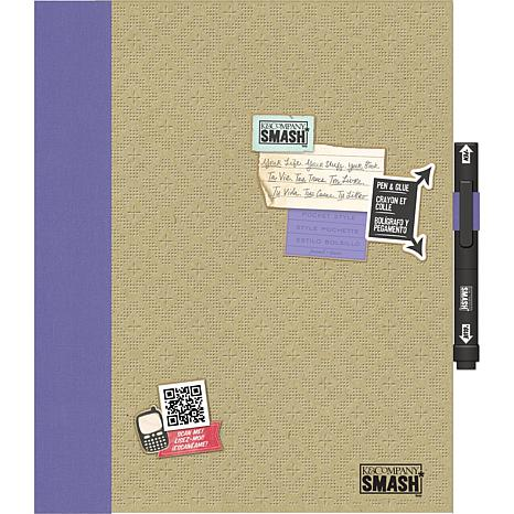 Pretty Pocket SMASH Folio