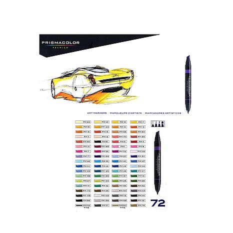 Prismacolor Marker Assorted Set Of 72
