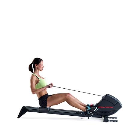 ProForm® Hybrid Rower and Strength Station