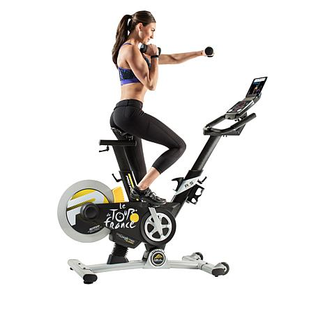 ProForm Studio Bike with iFit Coach Membership and 24 Workout Apps