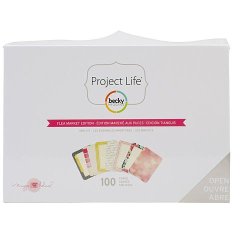 Project Life Mini Kit - Flea Market - Maggie Holmes