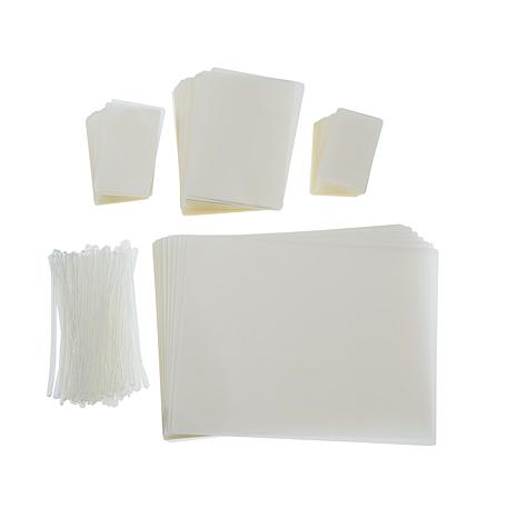 PROTEK Lamination Pouch Value Pack