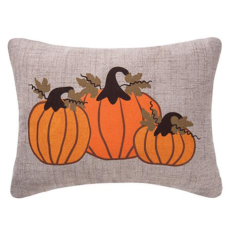 Pumpkin Bunch Pillow