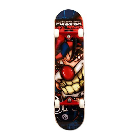 Punisher Complete Skateboard - Jester