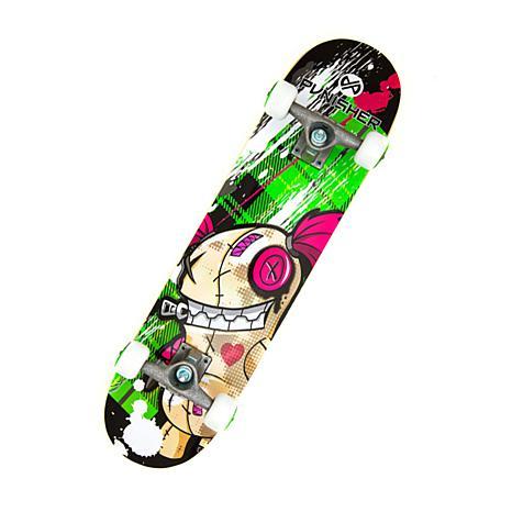 Punisher Complete Skateboard - Jinx