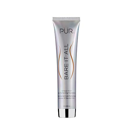 PUR Bare It All 12-Hour Foundation - Med Dark