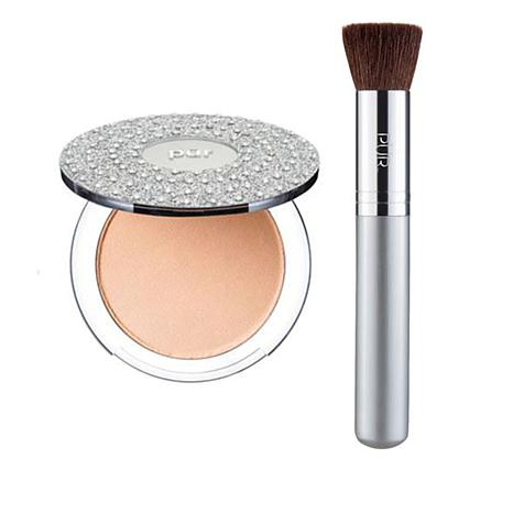 PUR  Bling Pressed Mineral Foundation - Blush Medium