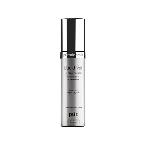 PUR Cosmetics Liquid Veil Spray Foundation - Light