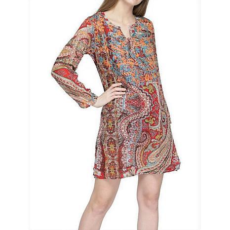 Raj Gabriella Embroidered Tunic